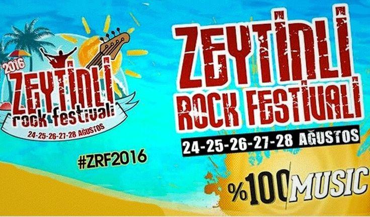 Zeytinli Rock Festivali 2016  #zeytinlirockfestivali #zrf16 #zrf2016 #rocfestivali #rock #festival