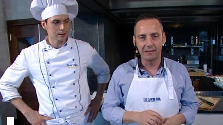 """S úsmevom a talianskym šarmom bude vo svojom kráľovstve """"kuchtiť """" náš dvorný šéfkuchár Massimo. A opäť to bude niečo mimoriadne chutné..."""