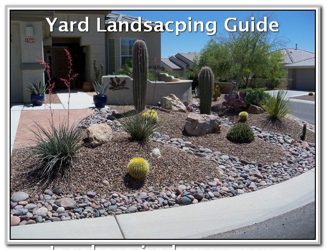 Landscape Ideas Arizona