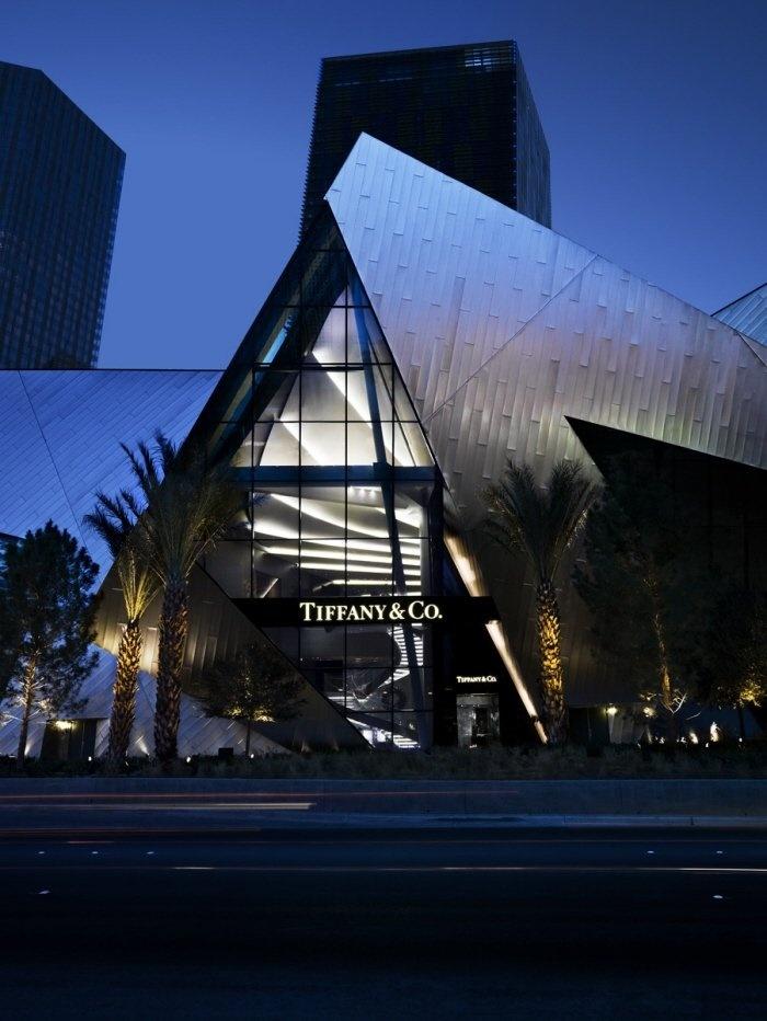 Tiffany & Co. :: Las Vegas City Center