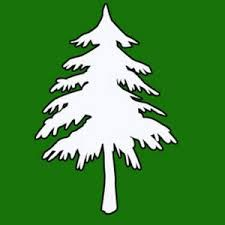 Image result for cedar silhouette