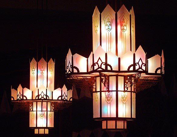 539 best Art Deco Lighting images on Pinterest