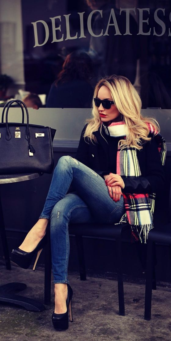 .casual chic..