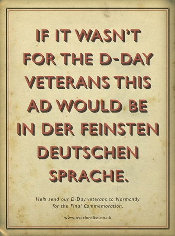 June 6, D-Day: If it wasn't for the D-Day veterans