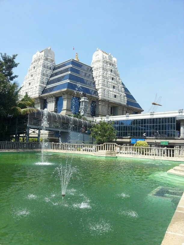ISCKON, Bangalore
