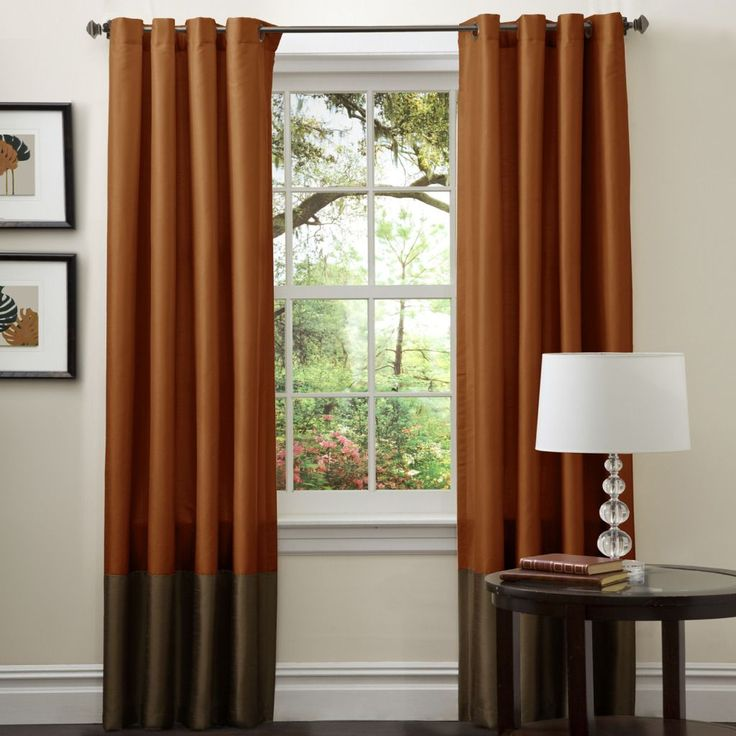 25 Best Ideas About Brown Curtains On Pinterest Brown Curtain Tiebacks Brown Home Curtains