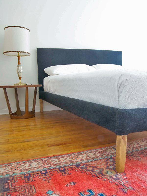 Best Ikea Hacks For Every Room Upholstered Bed Frame Ikea Bed