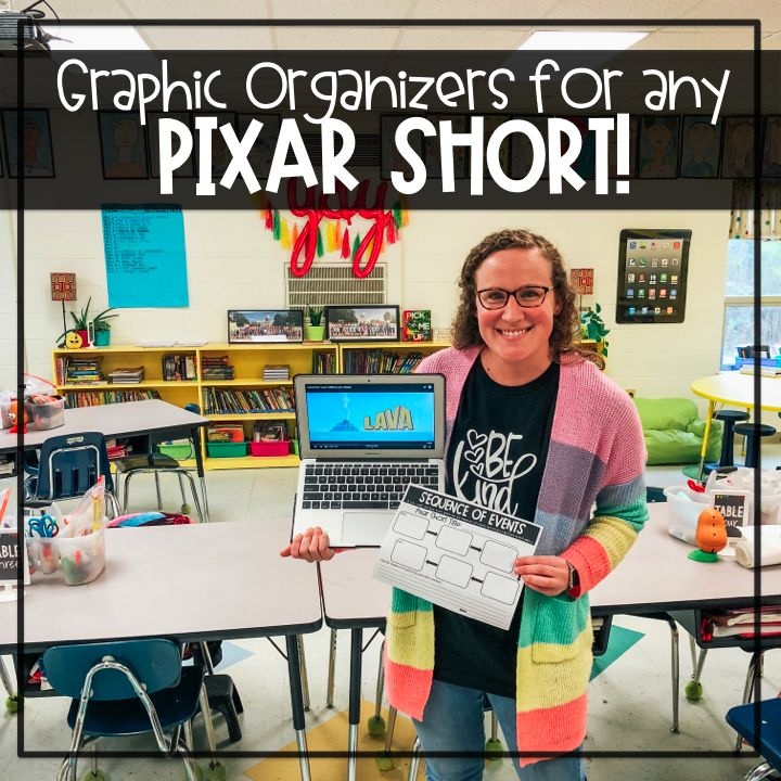 Use Pixar Shorts to Teach Reading Skills
