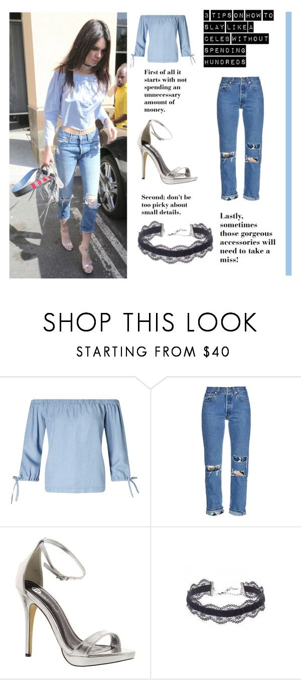 3 tips on how to slay like a celeb without spending hundreds by eviejessup on Polyvore featuring Miss Selfridge, Bliss and Mischief, Michael Antonio and DANNIJO