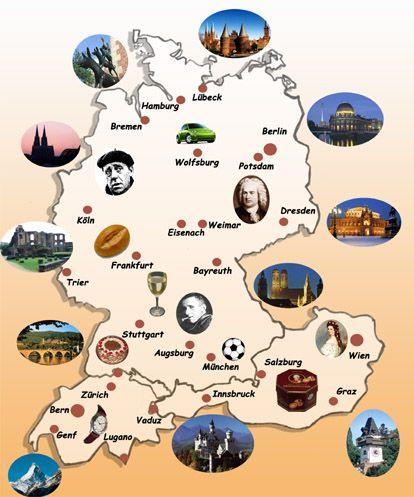 116 best Deutsch als Fremdsprache images on Pinterest Languages - französische küche köln