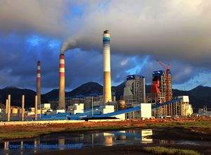 Tenth in the list of Biggest Thermal Power Plant Guohua Taishan power plant located in Tongguwan, 50km away from the Taishan City in the Guangdong Province, China. Here is the link for all plants @ http://www.power-technology.com/features/feature-giga-projects-the-worlds-biggest-thermal-power-plants/