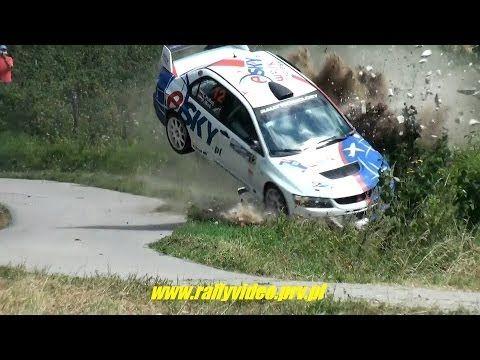 Rally Igualada 2012 (Recopilación trompos y accidentes) HD - YouTube