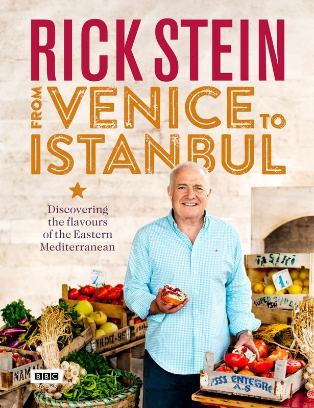 Celebrity chef Rick Stein shares tasty recipes inspired by his Mediterranean travels - Birmingham Mail
