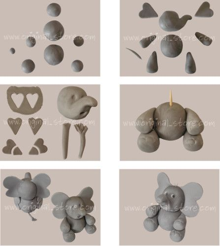 modelage en pate a sucre - Stephanie Potet