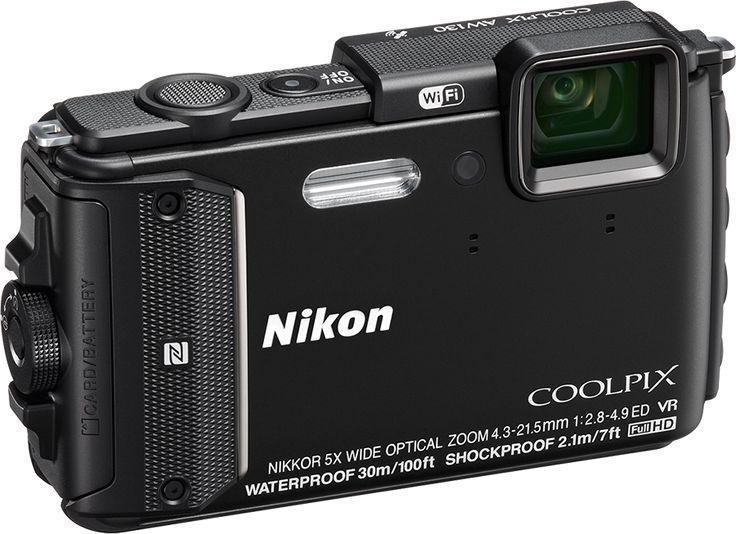 Nikon+Coolpix+AW130