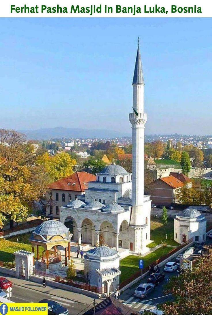 Ferhat pasha masjid in Bosnia