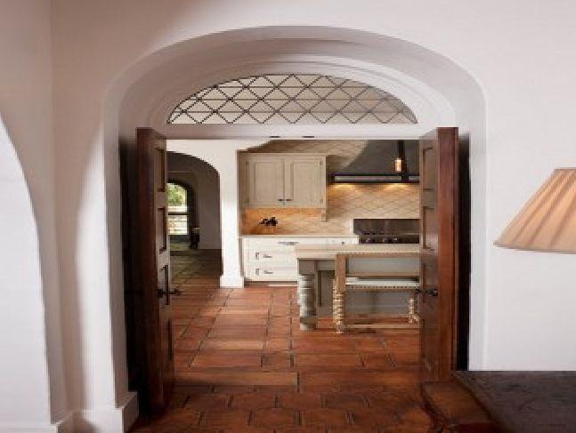Kitchen Floor Tile Ideas | Stone Rustico Kitchen Floor Tile Ideas