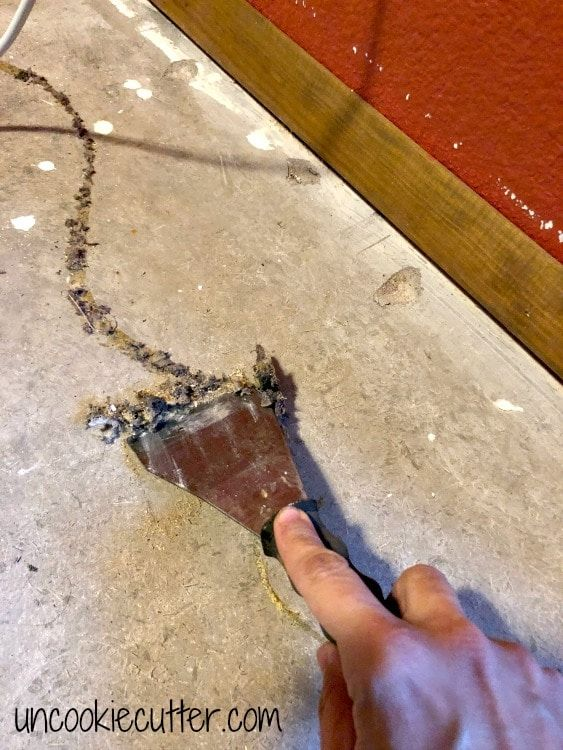 Polished Concrete Floors - The Easiest Way | Painted ...