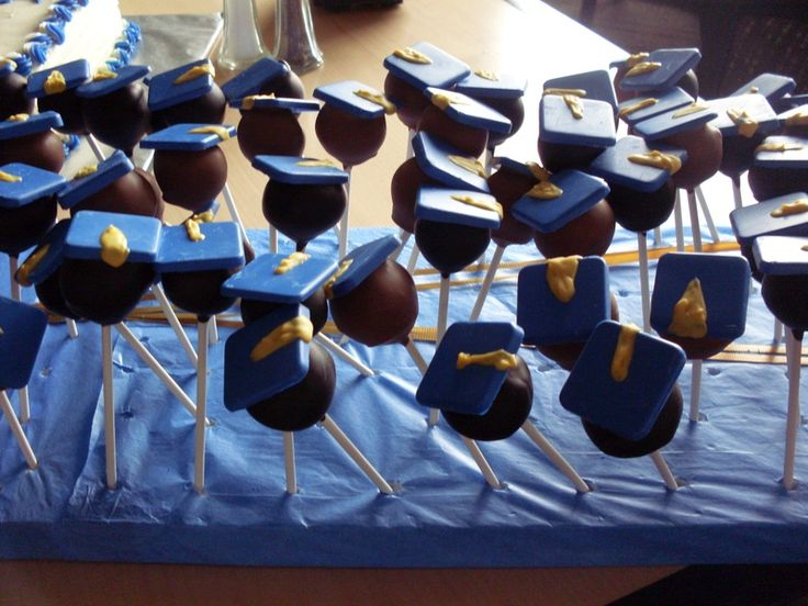 14 best images about Graduation Cake Pop ideas on ...