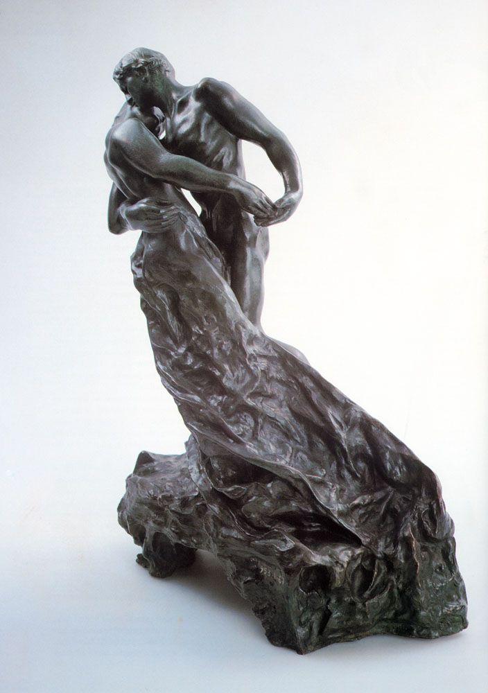 Camille Claudel - The Waltz. 1905