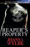 Reaper's Property (Reapers Motorcycle Club Series #1)