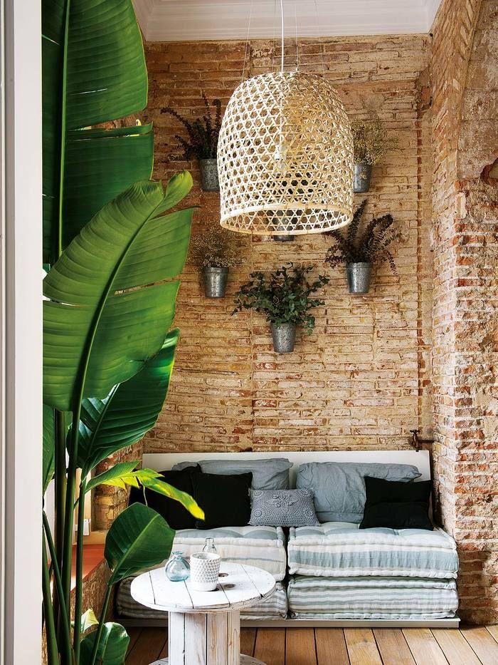 Барселонская квартира с шикарным камином – Красивые квартиры