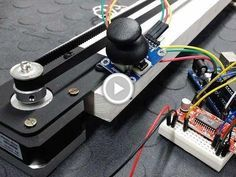 Control a Stepper Motor using an Arduino, a Joystick and the Easy Driver - Tutorial