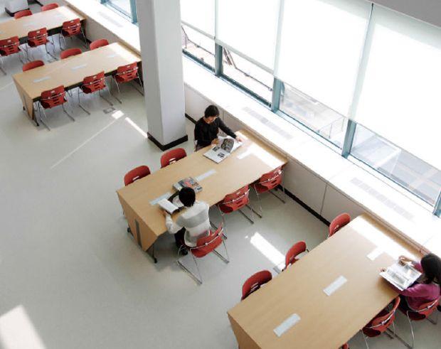 Dise o muebles para biblioteca educativas recherche for Mesa biblioteca