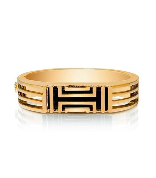 Tory Burch Fitbit Fashion Accessory cum Activity Tracker. Wearable Connected device