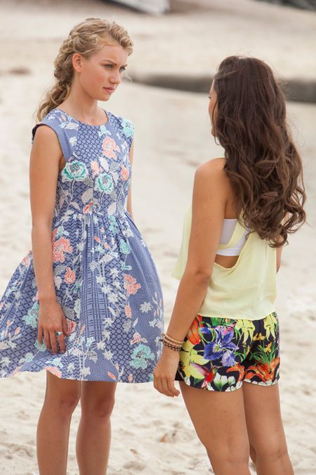 Mako Mermaids - Ondina and Mimmi