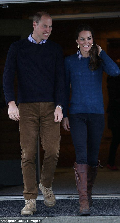 Kate Middleton dresses down in Zara jeans as she and William meet First Nation peoples | Daily Mail Online