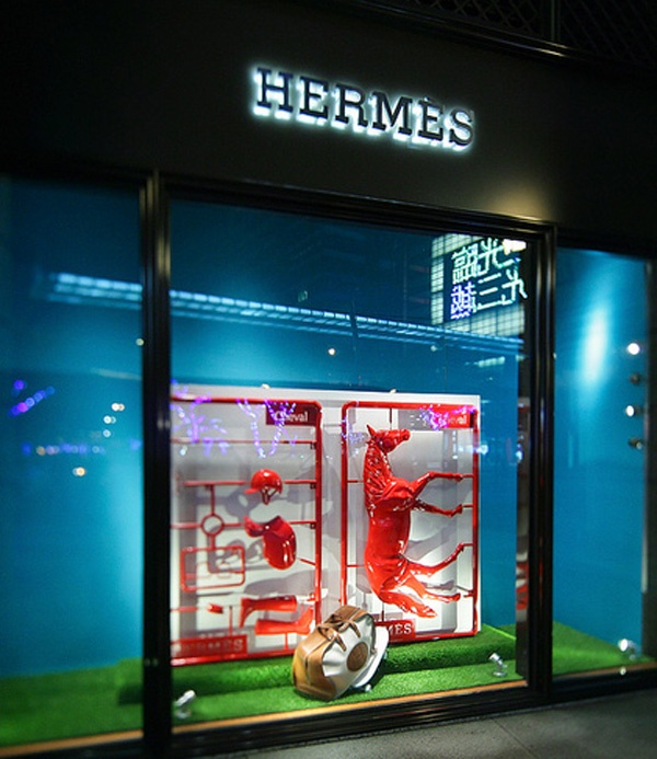 89 best hermes window display images on Pinterest | Shop ...
