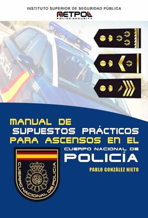 Vendo Manual de supuestos prácticos para ascensos en el cnp > este libro es de venta restringida a miembros del cuerpo nacional de policía y recopila multitud de supuestos de actuación policial que permi...