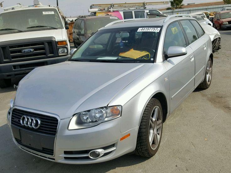 Salvage 2007 Audi A4