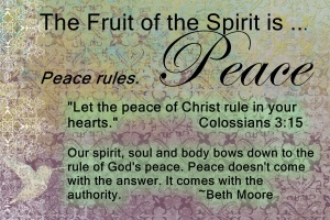 fruit of the spirit kindness rare fruits