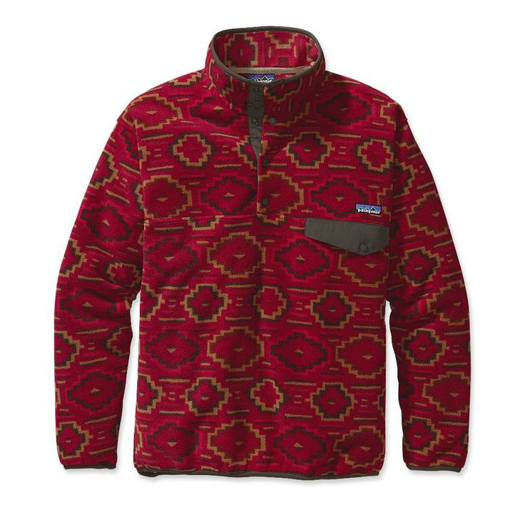 M's Synchilla® Snap-T® Fleece Pullover. Patagonia ...