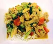 Sally's Satay Chicken | Official Thermomix Recipe Community. This onecwas really yummy and easy, the kids loved it!