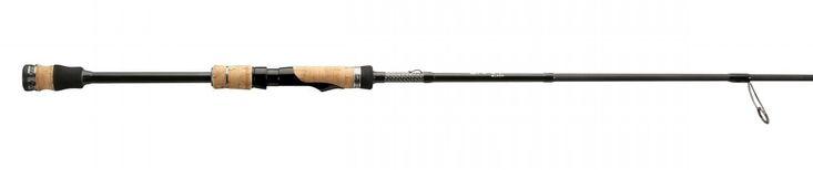 "13 Fishing Envy Black MH Spinning Rod, 7'3"""
