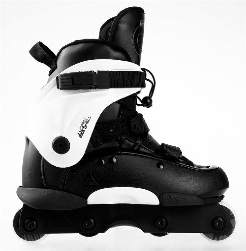 Remz OS.4 Aggressive Skates 2012 by Remz. $179.90. Weight of single skate: 4 lbs. (Based on a size 9). Remz Open Shell Concept. Remz ONE PIECE soul system. NEW Remz OS V-cut Liner. NEW Remz original V-cut Cuff. The heavens parted and down came the OS.4, the long awaited new aggressive skates by Remz and just in time, since we're sure your old skates have already taken a beating this summer. Remz Open Shell Skates (hence, the OS) are extremely popular with rollers of all ...
