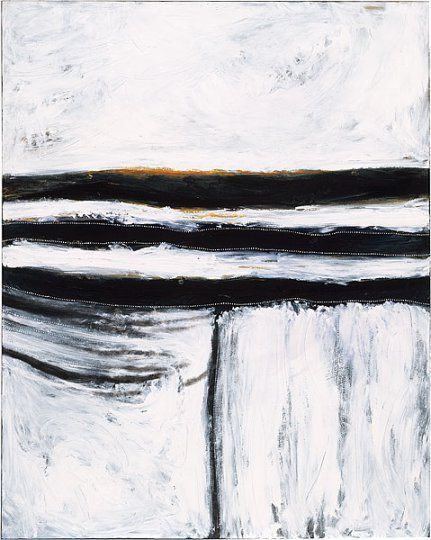 Shane Pickett, On the Horizon of the Dreaming Boodja 2005, National Gallery of Australia