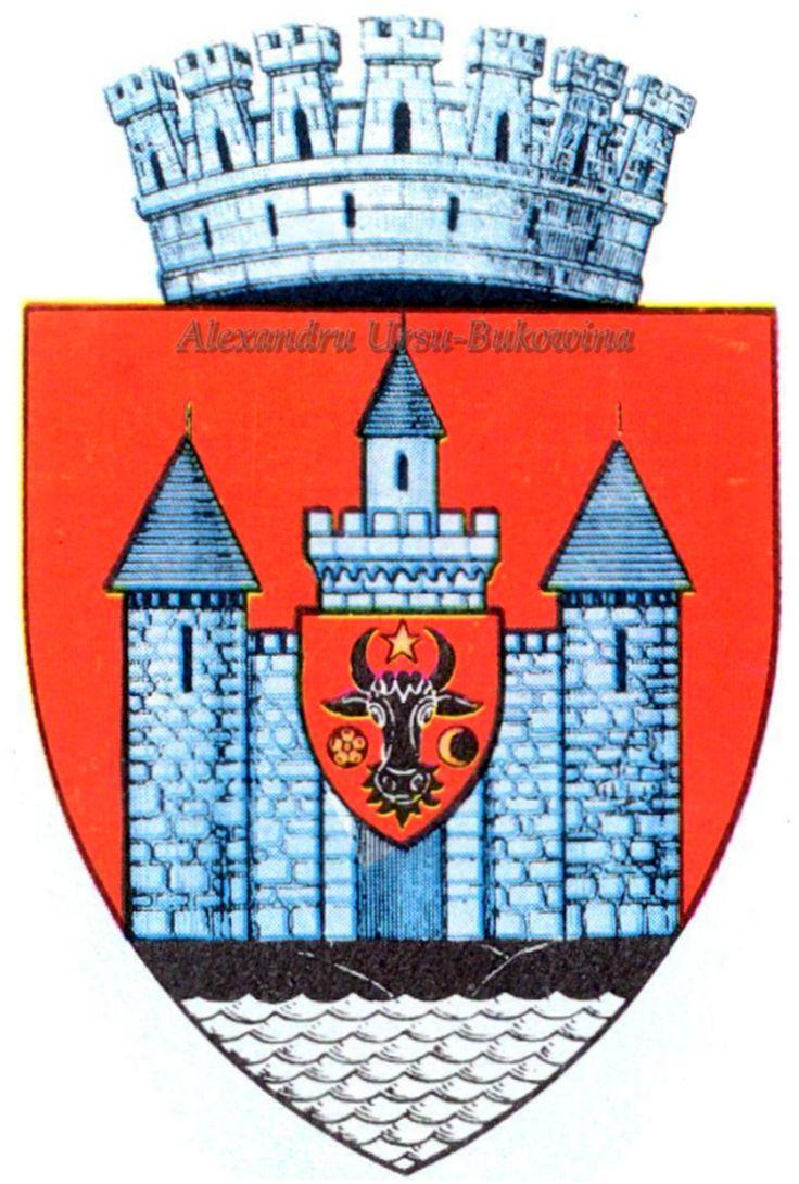 Stema orașului Cetatea Albă.