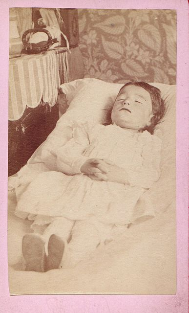 Postmortem of a child by Glass_Eyes, via Flickr