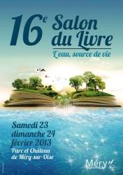 16ème Salon du Livre de Méry-sur-Oise