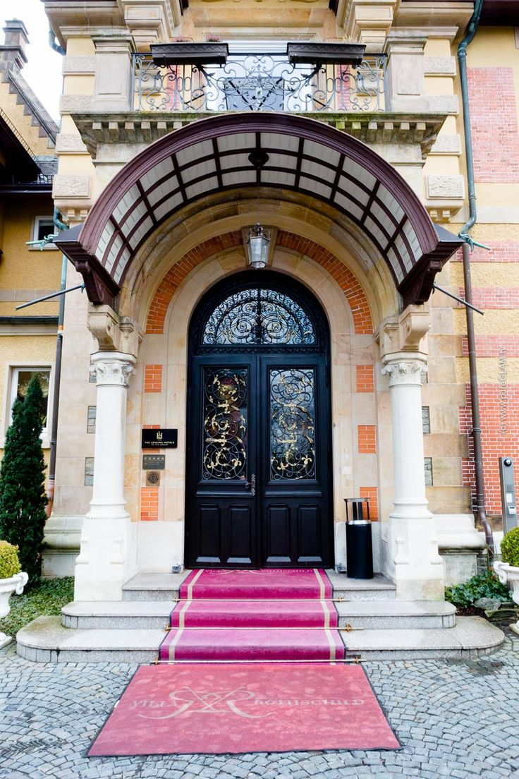 Villa Rothschild - Kempinski Hotels Frankfurt - Königstein - Luxus-Hotel - Gourmet-Restaurant - Hochzeitshotel - Geschichte - Reiseblog - Reiseblogger - Kempinski Hotel Group