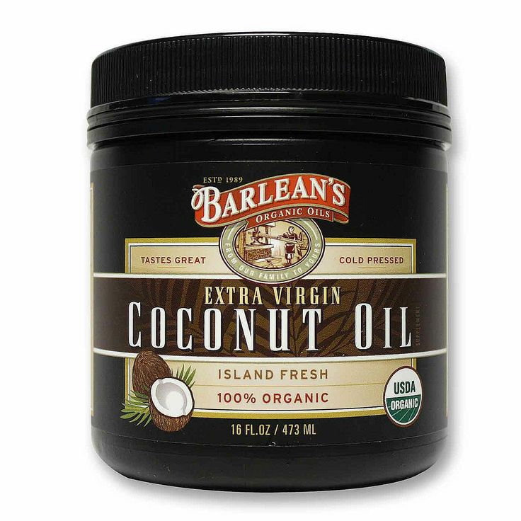 Barlean's Organic Oils Extra Virgin Coconut Oil - 16 oz - eVitamins.com