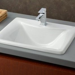 Find This Pin And More On Drop In Bathroom Sinks