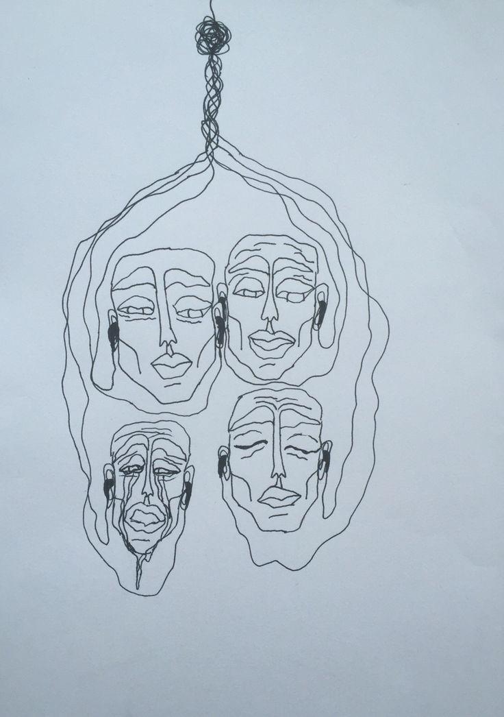Emotions. - Astrid Rosenberg