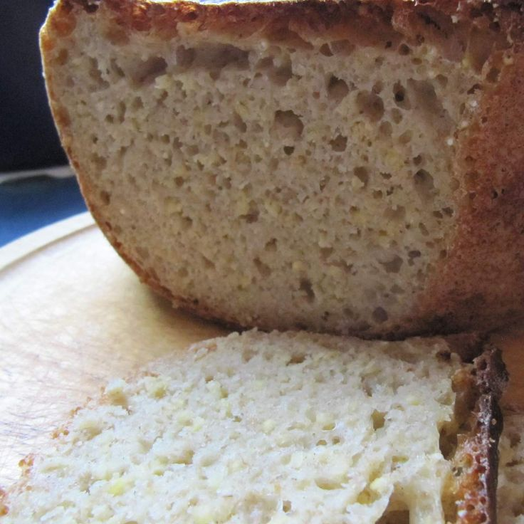 Rezept Hirsebrot von sabri - Rezept der Kategorie Brot & Brötchen