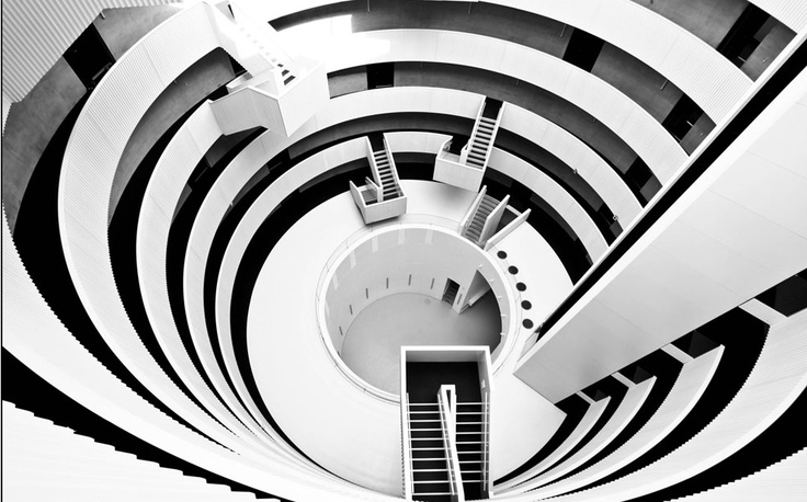 Copenhagen, The Gemini Towers, private residential building by the river.: Copenhagen, National Geographic Photos, Spirals, Gemini Towers, Residential Building, Elena Baroni, Private Residential, Photos Contest, Photography