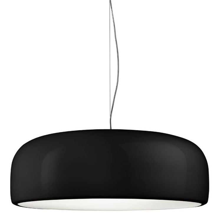 Buy FLOS F1360030 Smithfield S Pendant Light in Black at Arrow Electrical Today